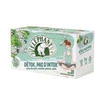 Elephant Detox Infusion 25 bags 40g
