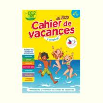Magnard Cahier de Vacances CE2 to CM1