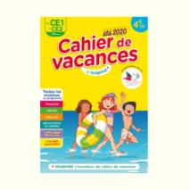Magnard Cahier de Vacances CE1 to CE2