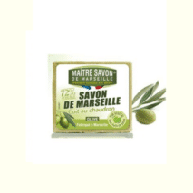 (COMING MID FEB 2021) Savon De Marseille Olive Oil Bar Soap 300g Large Cube