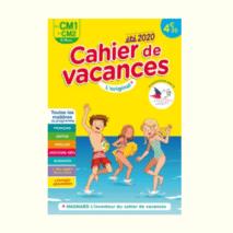 Magnard Cahier de Vacances CM1 to CM2