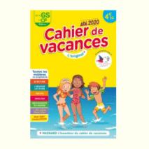 Magnard Cahier de Vacances GS to CP