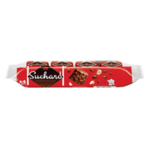 Suchard Milk Chocolate 4x35g