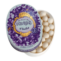 Les Anis de Flavigny Oval Tin Violet 50g