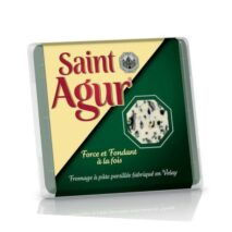 Saint Agur Blue Portion 125g (Cow's Milk)