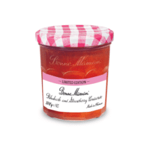 Bonne Maman Rhubarb & Strawberry Conserve 370g
