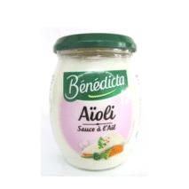 Benedicta Aioli Sauce 260g