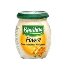 Benedicta Madagascar Pepper Sauce 260g