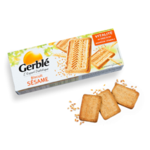 Gerble Sesame Biscuits 230g