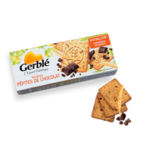 Gerble Chocolate Chips Biscuit  250g