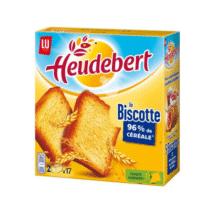 LU Heudebert Biscottes 290g