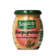 Benedicta Bourguignonne Sauce 260g