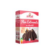 Ancel Chocolate Flan 232g
