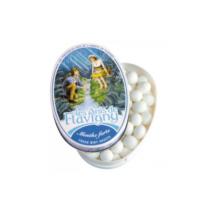 Les Anis de Flavigny Oval Tin Mint 50g