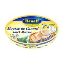 Henaff Duck Mousse 115g